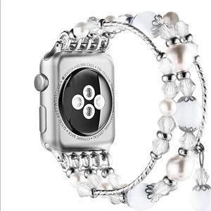 Other - Smart Watch Beaded Elastic Band